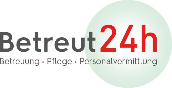 Logo Betreut 24h